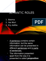 Semantic New