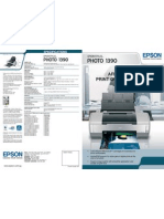 Epson 1390 Specifications