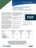 Raccords Pour Cordons Flexibles Et Cables Alimentation
