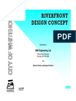 Riverfront Design Concept 200