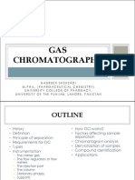 11- Gas Chromatography