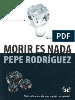 Rodriguez, Pepe - Morir Es Nada [5432] (r1.1)