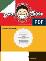 Proyecto de Estucturación Interna de Mr. Coco