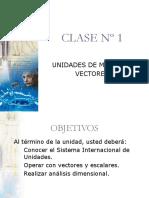 1 CLASE (Medisión)