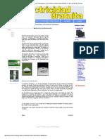 2 Energía Solar Fotovoltaica _ Como Generar Electricidad Gratuita y Fabricar Paneles Solares