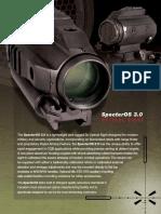 Spectre 3x Manual