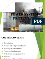 Chapter 1 Introduction to Power System Protection