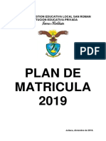 Plan de matrícula 2019_James Baldwin