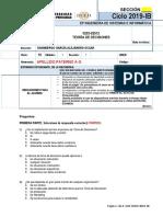 Ep Apellido Paterno a g Teoría de Decisiones 2019 1 A