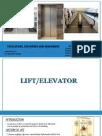 lift ans elevators