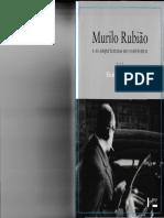 Murilo Rubião e as Arquiteturas do Fantástico - Ricardo Iannace