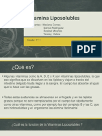 Vitamina-Liposolubles (1)