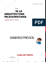 Historia II - Paleocristiano