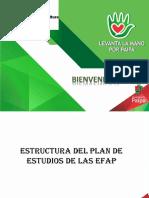 Estructura Plan de Estudios Efap