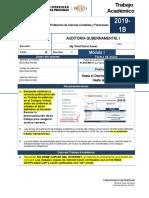 Auditoria Gubernamental I Gr. 1
