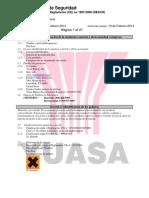 Hoja de Datos de Seguridad (MSDS) Baterias.pdf