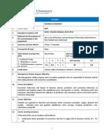 Business Economics Syllaby-CS.doc