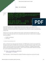 Python Advanced_ Network Scanner in Python