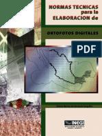 Normas T para elaborar Ortofotos Digitales INEGI.pdf
