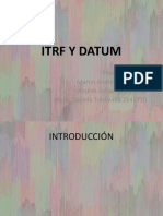 Exposicion ITRF 2015