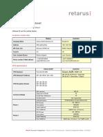 VPN US2 Datasheet