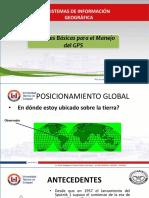 Clase 4 Manejo GPS