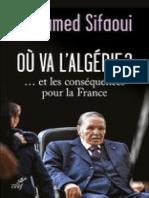 Mohamed Sifaoui - Où va l'Algérie... et les conséquences pour la France.pdf