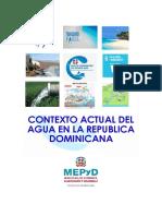 Contexto actual del agua en la Republica Dominicana (1).pdf