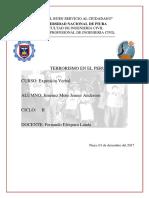Terrorismo en El Peru Listooo