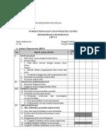 21. Format Penilaian Ujian