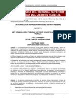 LEY ORGANICA TRIBUNAL SUPERIOR DE JUSTICIA.pdf