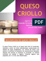 Exposicion Queso Criollo