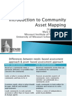 3.8 Example - Introduction to Community Asset Mapping