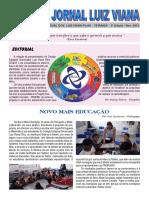 Jornal Colégio Estadual Governador Luiz Viana-2018