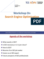SEO Workshop Final