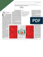 CONTROL de LECTURA 1.1. ¿Qué Le Dejó El Año Pasado a La Economía Peruana Roberto Abusada