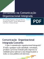 Jornalismo na comunicação organizacional integrada