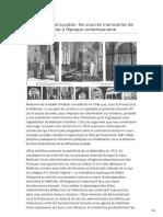 Cjb.hypotheses.org-Le Makhzen Introuvable Les Sources Marocaines de Lhistoire de LÉtat à Lépoque Contemporaine