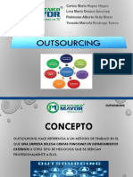 Outsourcing PTM