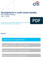 2018.01.11 - Citi - Developments in Credit Market Liquidity