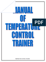 Temperature control Trainer