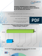Informe de Vigilancia Epidemiológica Trmestral (Octubre,Noviembre y Diciembre)