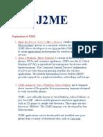 J2MEDocuments