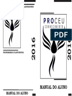 Proceu Manual Do Aluno Livreto 2016