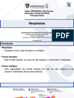 Aula 9 - Neoplasias