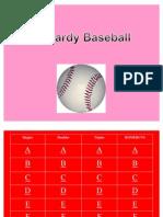 BaseballGame-APPSYCH