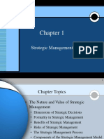 Chap001 Strategic Management