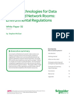32 Battery Technology for Data Centers and Network Rooms- Enviromental Regulations