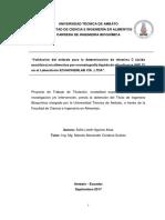 validacion del metodo para la determinacion de vitamina c en alimentos por cromatografia liquida de alta eficacia HPLC en el laboratorio Universidad tecnica de ambato.pdf