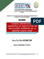 (Bases de Juegos Deportivos 2018 - Final (09!10!18)